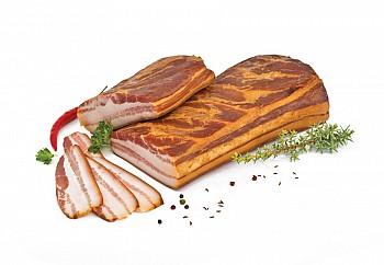 Pravá údená slanina